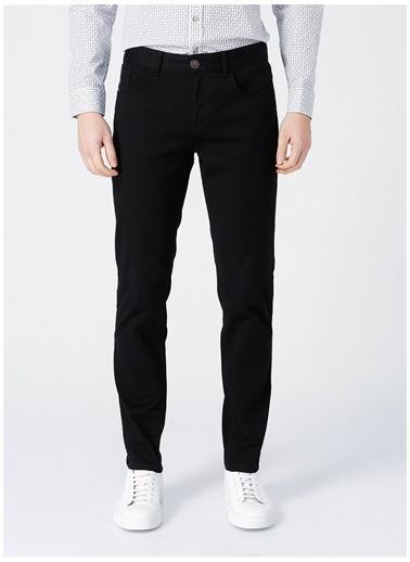 U.S. Polo Assn. U.S. Polo Assn. Düz Siyah Erkek Pantolon Siyah